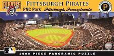 MASTERPIECES PANORAMIC MLB JIGSAW PUZZLE PITTSBURGH PIRATES PNC PARK 1000 PCS