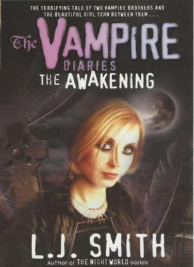 The Awakening (The Vampire Diaries) By L J Smith. 9780340843499