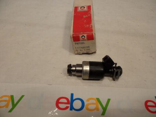 NOS 90-91 Chevrolet Cavalier Corsica Beretta V6 Fuel Injector GM 17086284