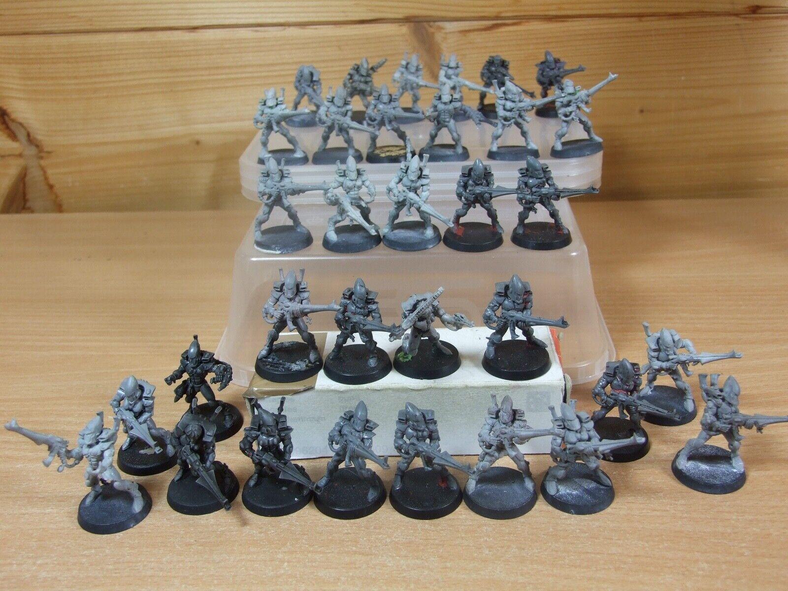 33 WARHAMMER Eldar Guardiani completa  SMONTATA (814)  ottima selezione e consegna rapida
