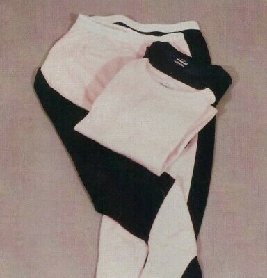 Vintage Duofold 2 Layer Underwear Thermal Long Johns for Men /& Women