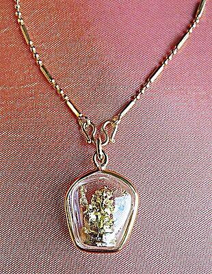 Amulett Ganesha Mit 4 Armen,und Wunderschöner 23 Karat Vergoldeter Kette 40 Cm. 100% Garantie