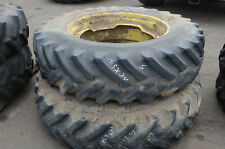Set Of 2 Wheels Amp Armstrong Tires 149 R34 All Purpose S
