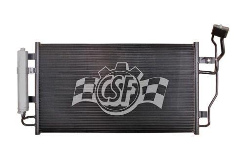 A//C Condenser CSF 10792 fits 13-16 Nissan Leaf