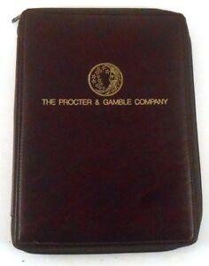 The-Procter-amp-Gamble-Company-Vintage-Zippered-Portfolio-Notebook-DEC-Digital