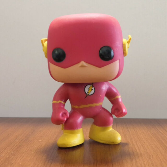 Funko DC Super Heroes Dorbz The Flash Vinyl Figure NEW Toys Collectibles TV