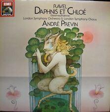 Ravel: Daphnis Et Chloe (London Symphony) : Andre Previn