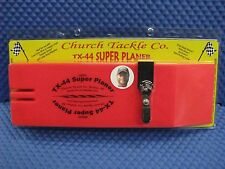 Church Tackle TX-44 Super Planer Board #30610