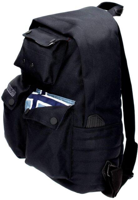 School Backpack Man s Black Napapijri Marshal Backpack Black N8E02