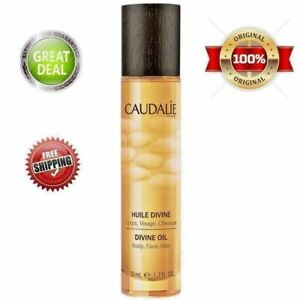 CAUDALIE-DIVINE-OIL-Dry-Anti-Aging-Moisturising-Body-Face-amp-Hair-Skincare-50ml