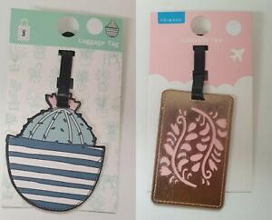 Details about Luggage suitcase Tag Strap Holiday Vacation Travel  Accessories Primark