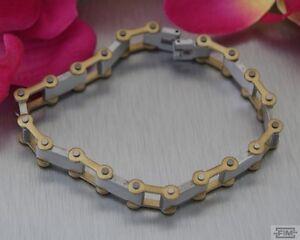 Herren Armband Edelstahlarmband Silber Gold Armkette Schmuck Neu K621 Dinge Bequem Machen FüR Kunden