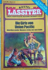 Lassiter Bestseller 2. Edition volume 531: the Girls of Union Pacific (1984) Z:3