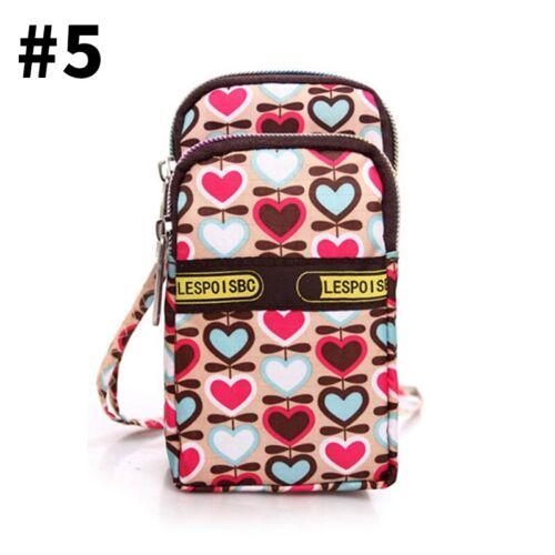 Women Handbag New Sports Pouch Purse Mini Mobile Phone Bags Lady Crossbody Bag