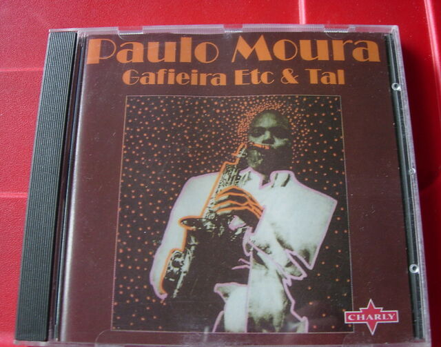 Paulo Moura Gafieira Etc & Tal CD NEW 1997 Digitally Remastered Brazil
