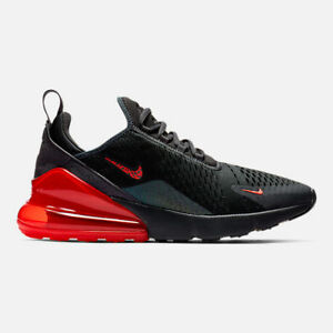 af61a2d7049c AUTHENTIC Nike Air Max 270 SE Reflective Off Noir Habanero Red ...