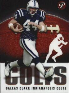 2003 Topps Pristine #84 Dallas Clark C RC