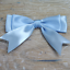 Bows-Satin-Ribbon-Large-Double-With-Tails-3-4-inch-wide-50-Colours-To-Choose thumbnail 10