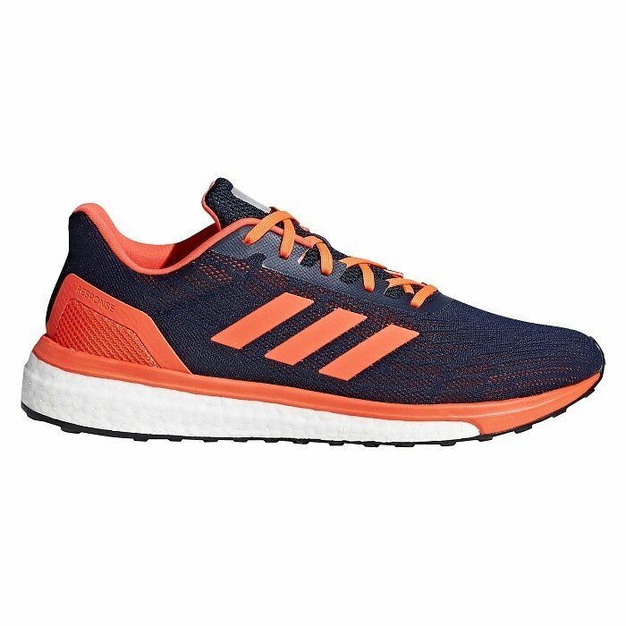 ADIDAS MEN RESPONSE SCARPE RUNNING SHOE NAVY CQ0013 UK6.5-10.5 03'