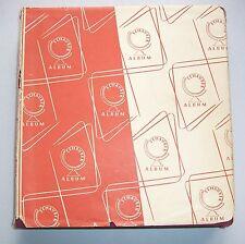 Schaubek Briefmarken Album Frankreich 1959 - 1975 Unesco postfrisch !