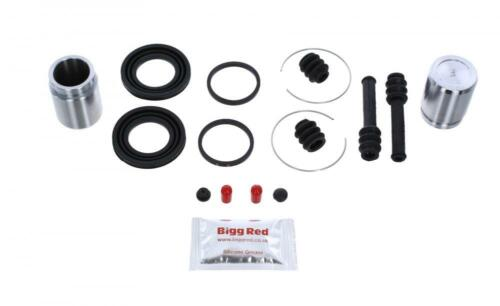 for NISSAN 200 SX 1988-94 REAR L & R Brake Caliper Repair Kit +Pistons (BRKP363)