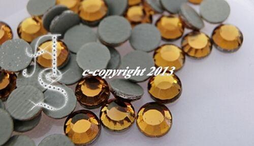 Hotfix Strass Bügelbild 2 Mini Eiskristalle Farbwahl 10103