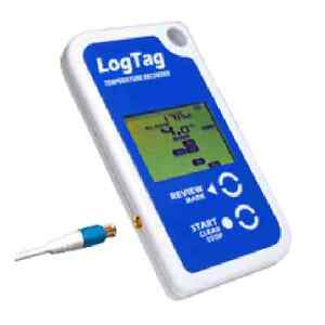 LogTag TRED30-7R Temperature Recorder with Display for External Probe
