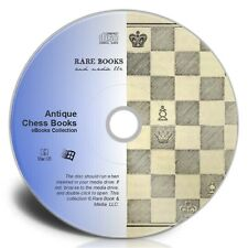 Amusements in chess - Chess strategics - Antique Chess eBooks Collection CD-ROM