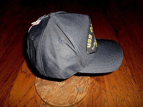 USS CONYNGHAM DDG-17 U.S NAVY SHIP HAT U.S MILITARY OFFICIAL BALL CAP U.S.A MADE