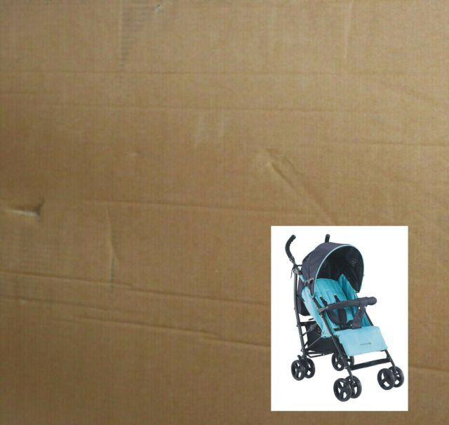 knorr-baby 848540 Buggy Styler Happy Colour blau