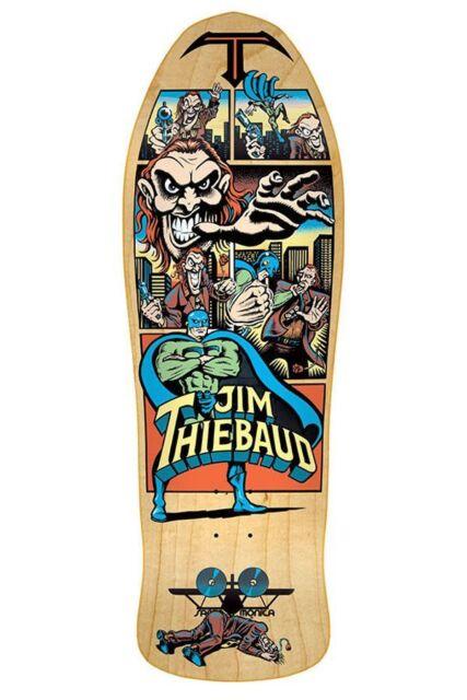 Santa Cruz Jeff Grosso TOYBOX LIMITED EDITION Skateboard Shirt BLACK MEDIUM