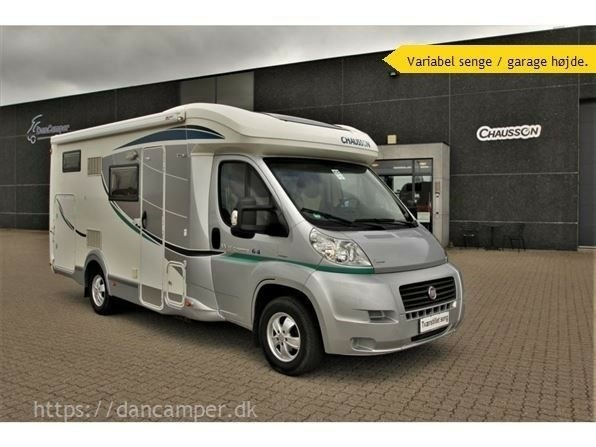 Chausson Welcome  64, 2012, km 103800, Variabel…