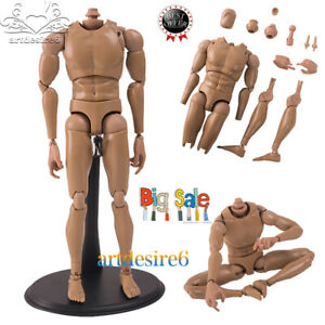 "KUMIK 1//6 Scale 12/"" 2.5 Female Figure Body Model For Hot Toys Head Sculpt Toy"