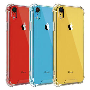 For-iPhone-X-XS-XR-XS-Max-Mosafe-Unisky-Clear-Shockproof-Protective-Cover-Case