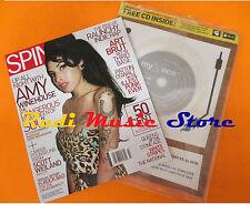 rivista SPIN Luglio 2007 CD Gliss Amy Winehouse Queens Of The Stone Age 50 Cent