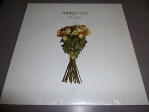 Midge-Ure-Fragile-LP-Vinyl-Neu-amp-OVP-Ultravox
