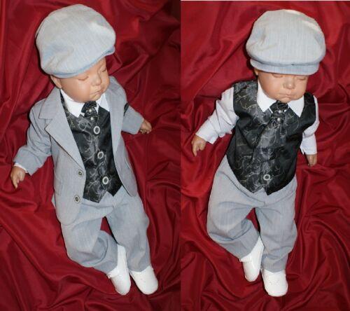 Kinderanzug Taufanzug Festanzug Babyanzug Anzug Taufgewand Neu Nr.017g