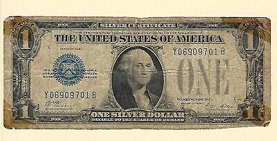 1928-A $1 SILVER CERTIFICATE ✪ PMG 64-EPQ ✪ FR 1601 CHOICE UNC L@@K ◢TRUSTED◣