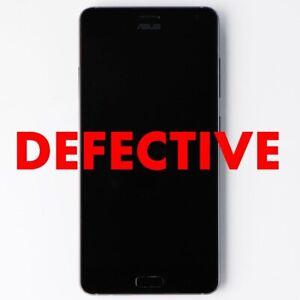 DEFECTIVE ASUS ZenFone AR Smartphone (ASUS_A002A) Verizon Locked - 128GB / Black
