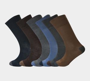 Hommes Non Élastique Diabetic Socks M10559