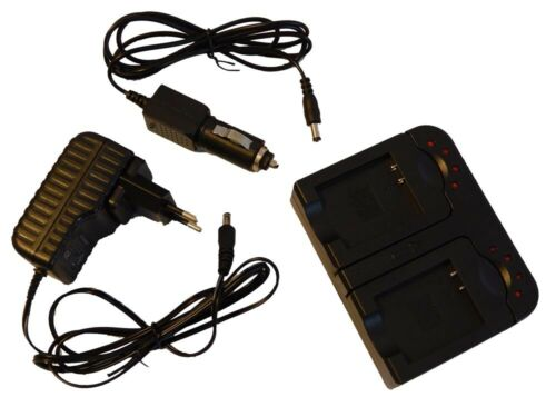 2in1 CHARGER KIT FOR Optoma PK102 Pico Pocket Projector