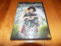 Edward Scissorhands Dvd & Digital Copy Johnny Depp Winona Ryder Sealed