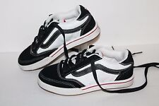 VANS Ryan Guettler Whip 2 Casual Sneakers, Black/White, Youth 4Y