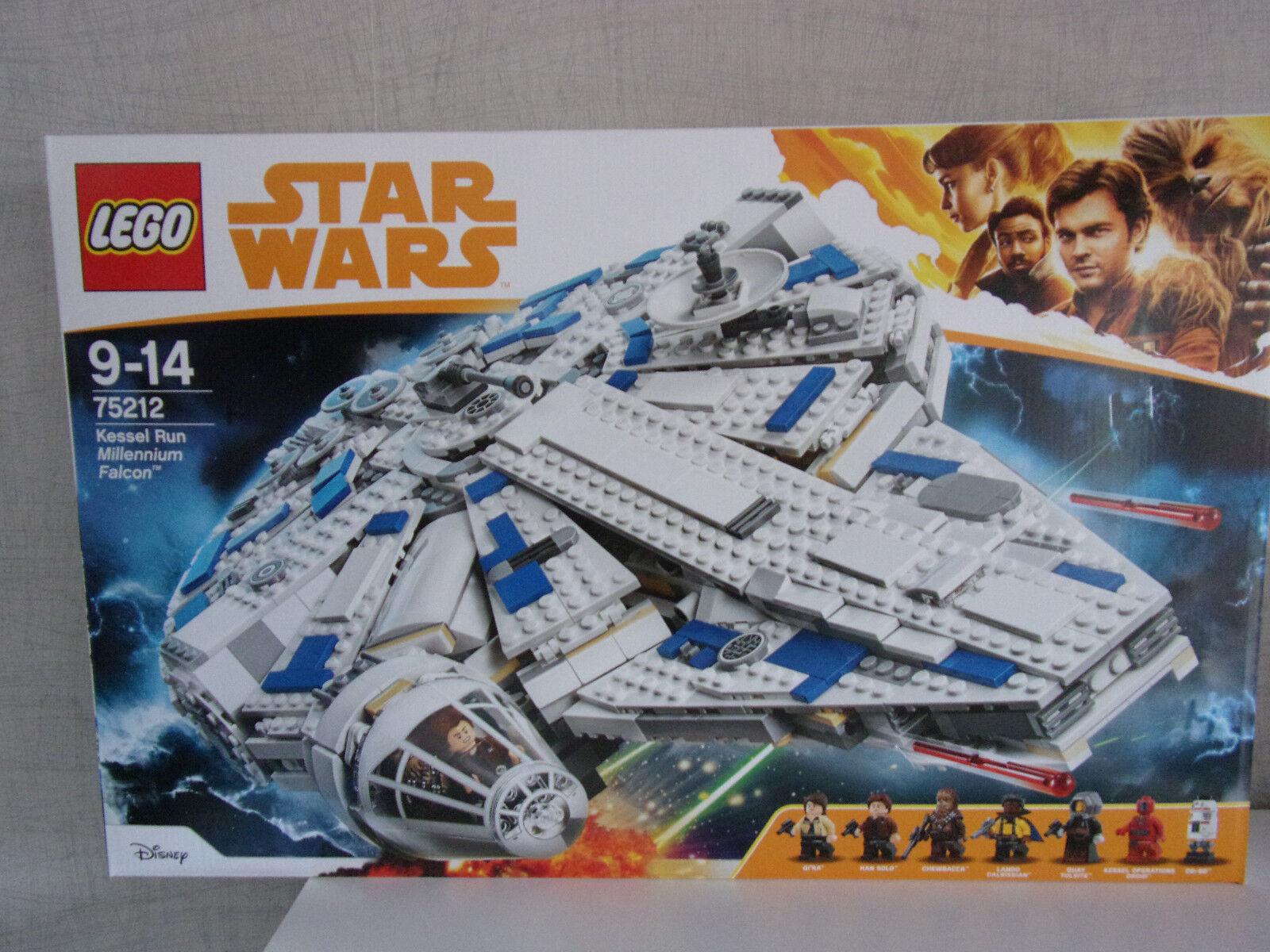 LEGO estrella guerras 75212 CALDAIA correre MILLENIUM FALCON-NUOVO & OVP   prendiamo i clienti come nostro dio