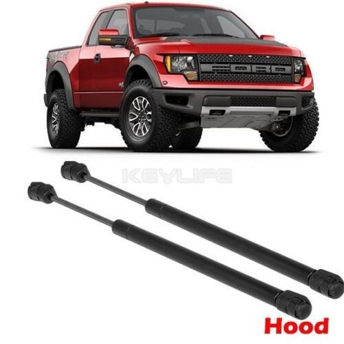 1SET Gas Charged Hood Lift Supports Struts for 1997-2001 Ford Expedition