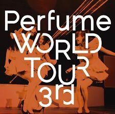 New Perfume WORLD TOUR 3rd DVD Japan UPBP-1006 4988031107959 Free Shipping