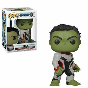 Logique Funko Pop Marvel Avengers Issue 451 Hulk Bobble Head Figure Figurine-afficher Le Titre D'origine Soulager Le Rhumatisme