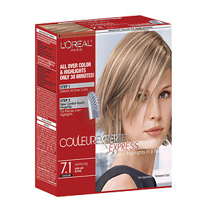 Loreal paris couleur experte express easy 2 in 1 color highlights stock photo solutioingenieria Image collections