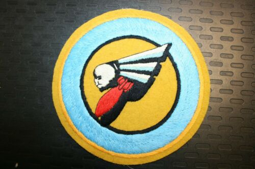 US WW2 366TH BOMB SQUADRON 8TH AAF JACKET PATCH 305TH GROUP ARMY AIR FORCE COPY