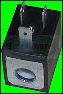 Solenoide bobina 12v DC para válvula de solenoide de Ø 9mm  </span>